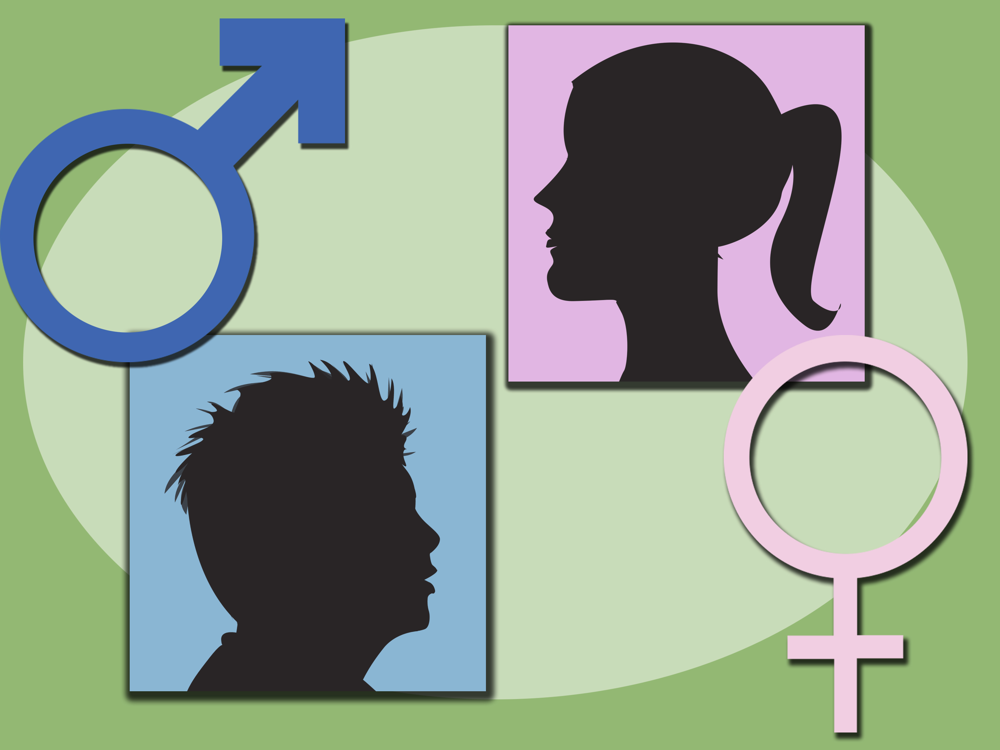 gender and sex similarities and differences in Arizona