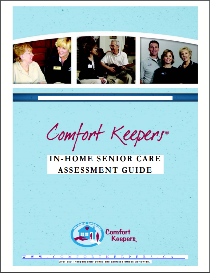 In-Home Senior Care Assessment Guide