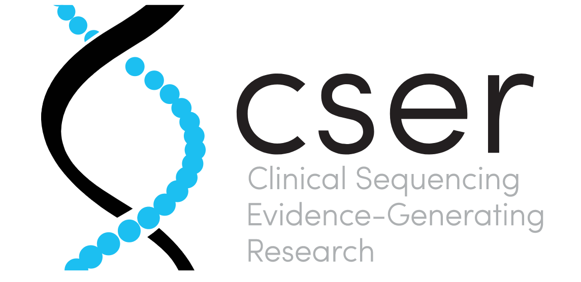 Clinical Sequencing Evidence-Generating Research (CSER)