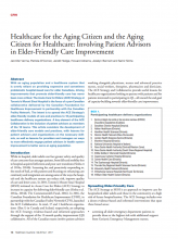Healthcare for the Aging Citizen and the Aging Citizen for Healthcare: Involving Patient Advisors in Elder-Friendly Care Improvement.png