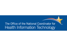 Logo of the Office of the National Coordinator for Health Information Technology