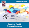 Cover photo for the Partnership HealthPlan of California's Tapering Toolkit